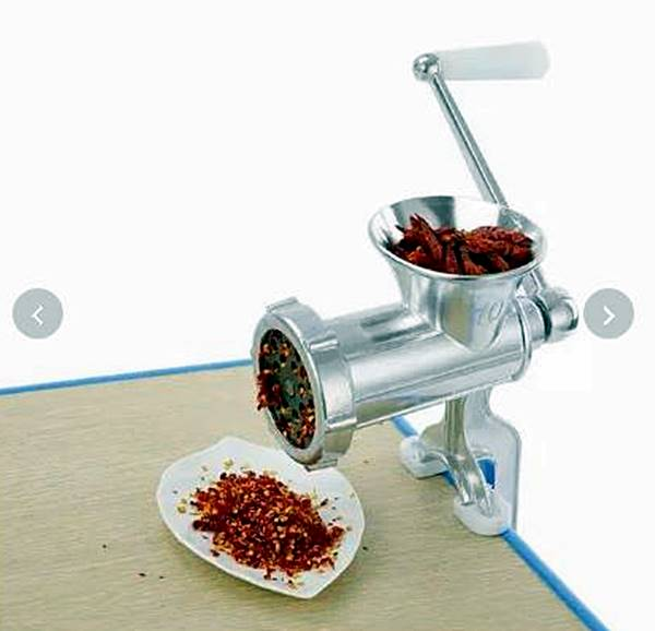 Gilingan Daging Stainless Steel Rp110.000 Per Unit